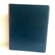 2007 Blue Kidskin Cover