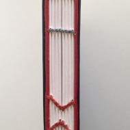 2007 Blue Kidskin Spine Detail