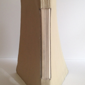 2009 Cream Cow Spine