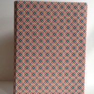 A dustjacket for extra protection.