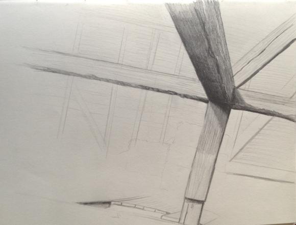 Old Loft Study