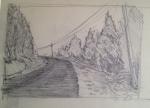 Swan's Island Sketch #2