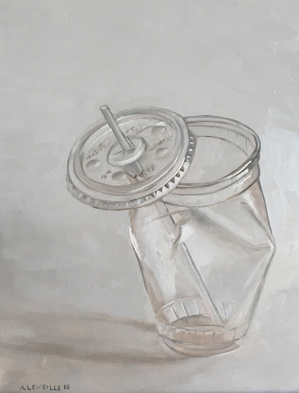 Plastic Cup 1